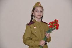 Районный конкурс военной песни «Аты-баты, шли солдаты»