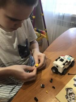 Дистанционное обучение основам робототехники- наш шаг в будущее!