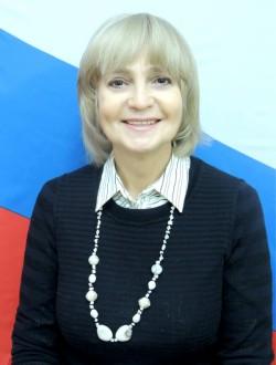 Каёмова Валентина Юрьевна