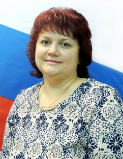 Киргинцева  Оксана Анатольевна