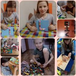 """Дистанционное обучение в   """"Legoinglish"""""""