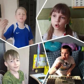 """Дистанционное обучение в вокальном объединении """"Цветные сны"""""""