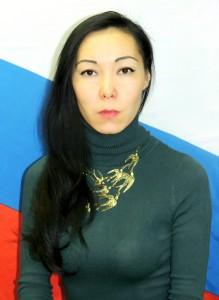 Суркина Оксана Валерьевна