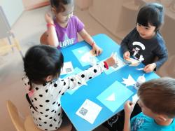 Танграм – китайская головоломка