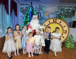 """""""В гостях у Деда Мороза»"""