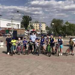 «Юный велосипедист».
