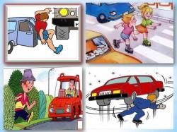 Городской конкурс по безопасности дорожного движения «Соблюдай ПДД»