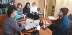 Рабочее совещание по организации работы областной стажёрской площадки